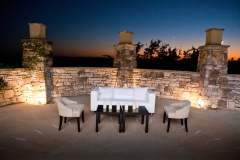 Hill country view - lounge