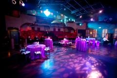 Theatre - patterns purple