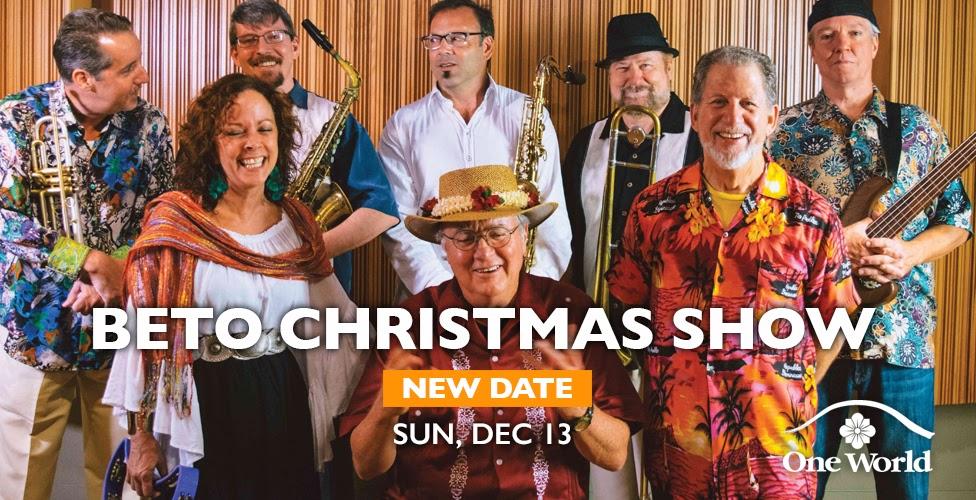 Beto Christmas Show