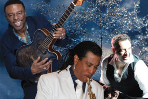 Norman Brown's Joyous Christmas w/ Marion Meadows & Alex Bugnon