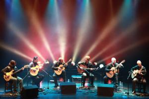 California Guitar Trio and Montreal Guitar Trio One World Theatre