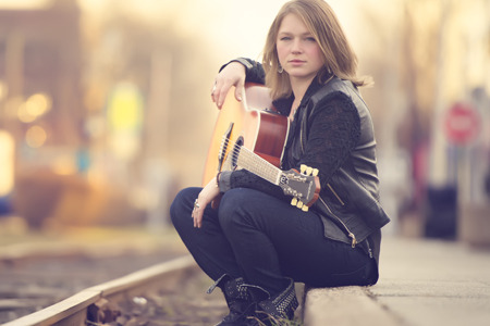 Crystal Bowersox at One World Theatre