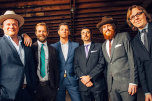 Steep Canyon Rangers One World Theatre