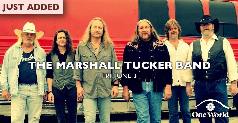 Marshalll Tucker Band One World Theater
