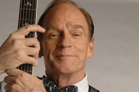 Livingston Taylor One World Theatre