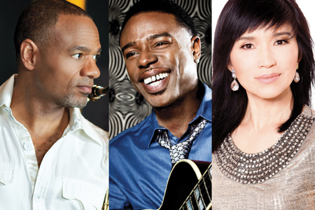 A Gospel According to Jazz Christmas ft. Kirk Whalum, Norman Brown & Keiko Matsui