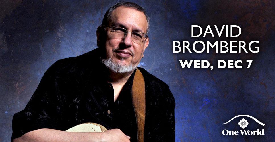 David Bromberg One World Theatre
