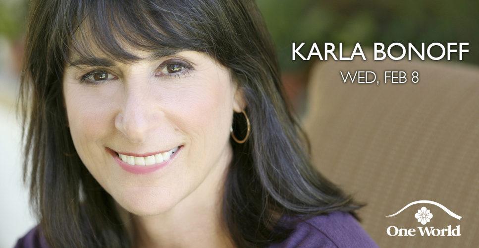 Karla Bonoff One World Theatre