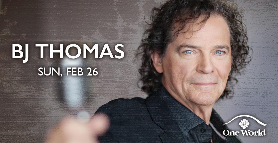 BJ Thomas One World Theatre