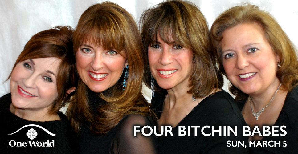 Four Bitchin babes