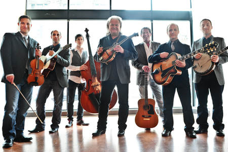 Ricky Skaggs One World Theatre