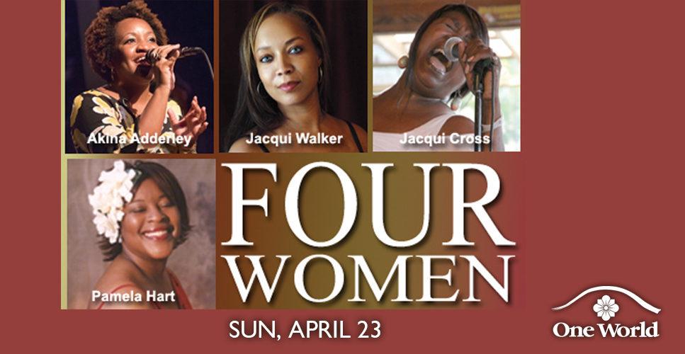 Four Women One World Theatre