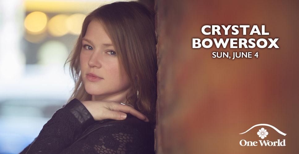 Crystal Bowersox