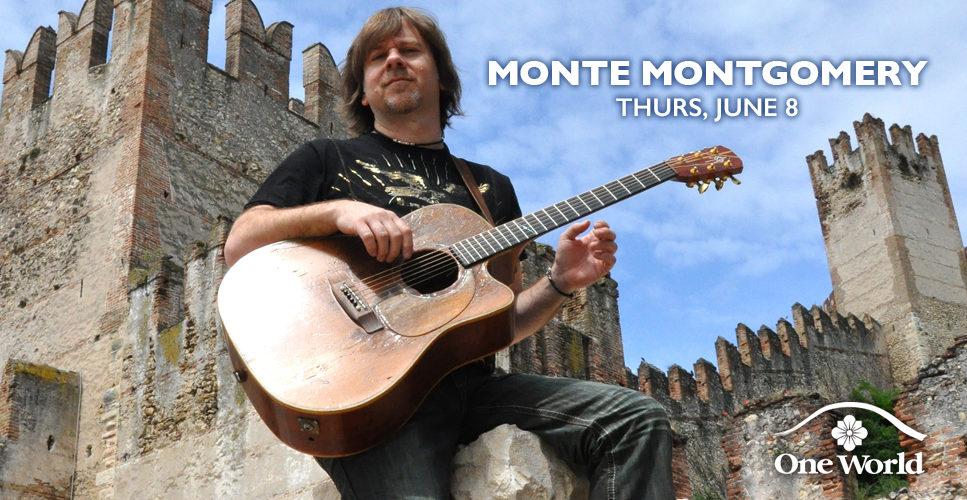 Monte Montgomery One World Theatre