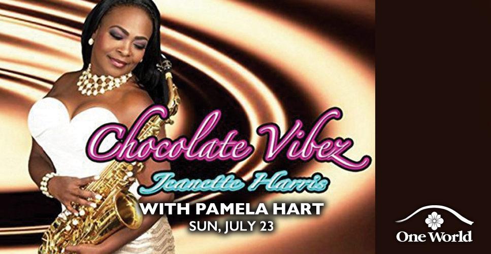 Women in Jazz presents: Jeanette Harris - Chocolate Vibez in July