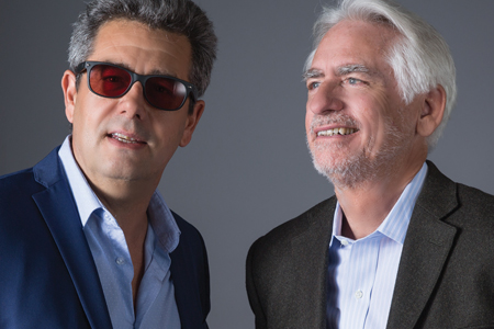 David Benoit and Marc Antoine