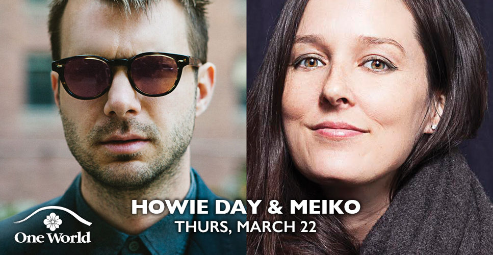 Howie Day and Meiko