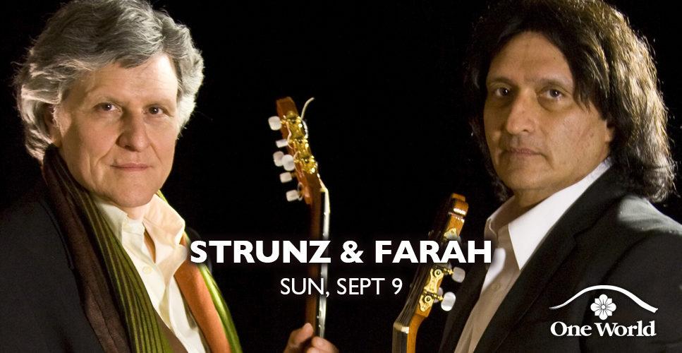 Strunz and Farah