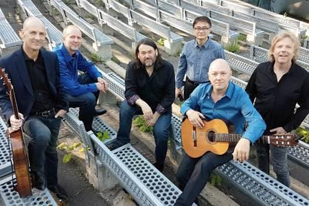 California Guitar Trio and Montreal Guitar Trio