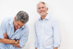 David Benoit and Mark Antoine