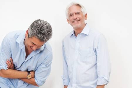 David Benoit and Mark Antoine