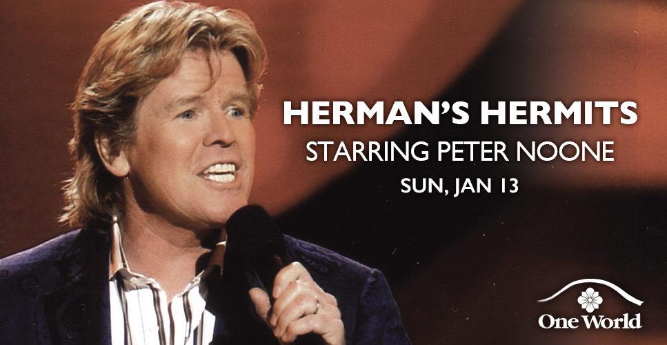 Herman's Hermits starring Pete Noone