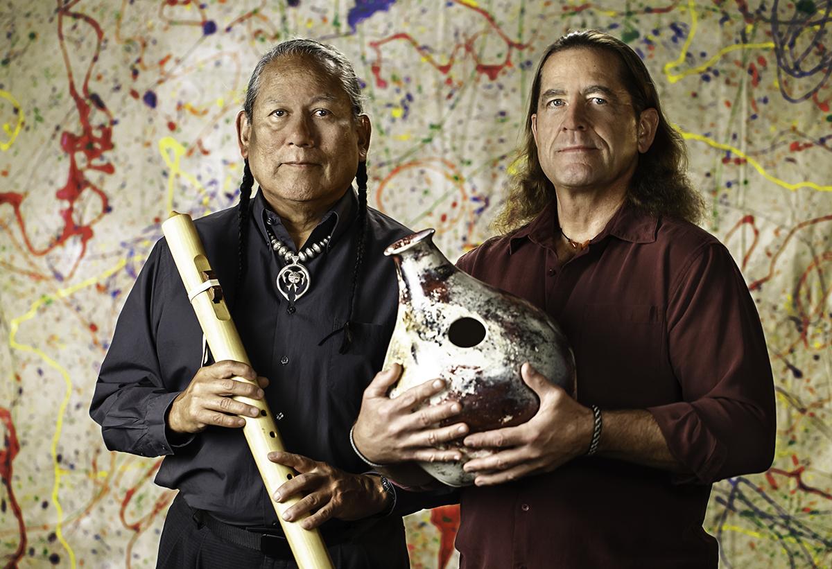 R. Carlos Nakai & Will Chapman