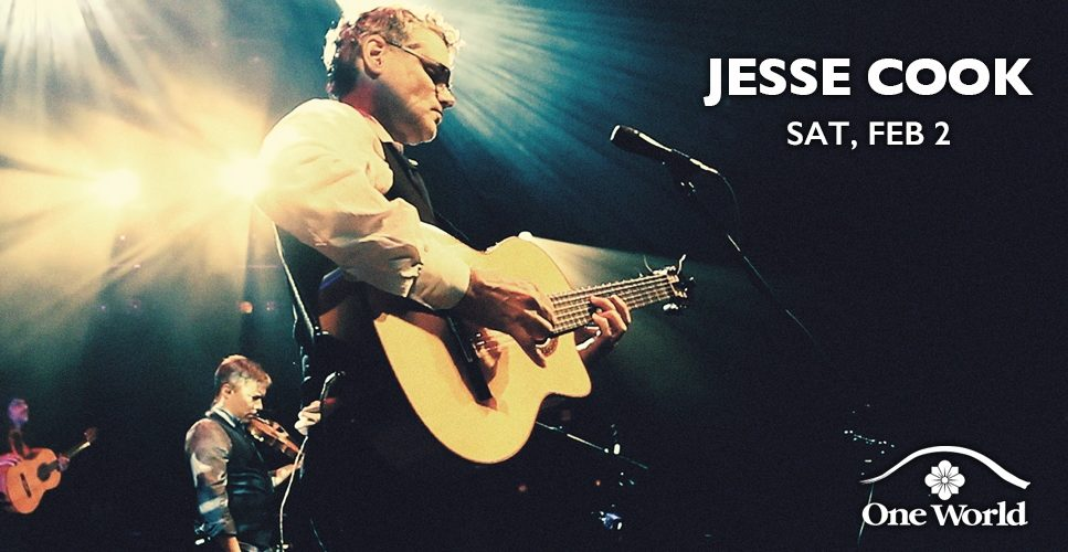 Jesse Cook