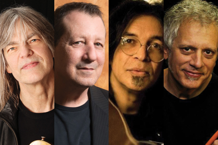The Mike Stern/Jeff Lorber Fusion featuring Jimmy Haslip & Dennis Chambers