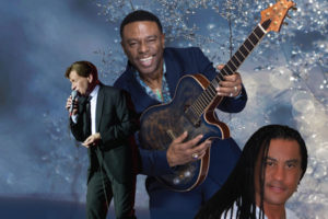 Norman Brown's Joyous Christmas w/ Bobby Caldwell & Marion Meadows